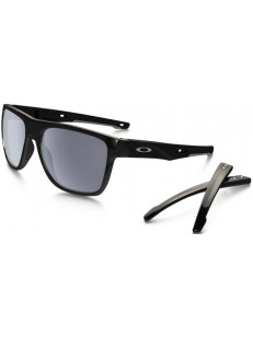 brýle Oakley Crossrange XL polished black w/ grey