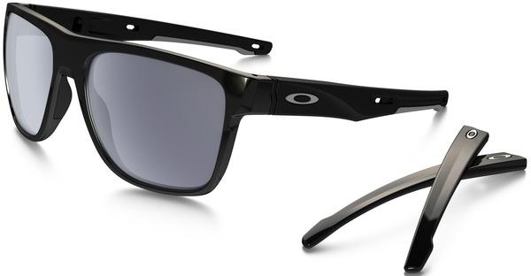 Brýle Oakley Crossrange Xl Polished Black W/ Grey n