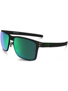 brýle Oakley Holbrook Metal matte black w/ jade ir