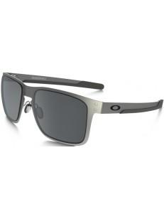brýle Oakley Holbrook Metal standard chrome w/ bla
