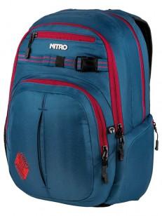 NITRO batoh CHASE blue steel