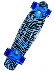 NILS pennyboard FISHBOARD EXTREME TIGER
