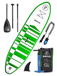 SUPFLEX paddleboard FUN GREEN