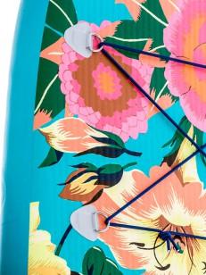 SUPFLEX paddleboard FUN FLOWERY GREY