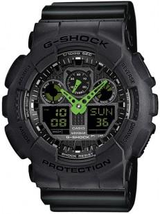 CASIO hodinky GA 100C-1A3 n