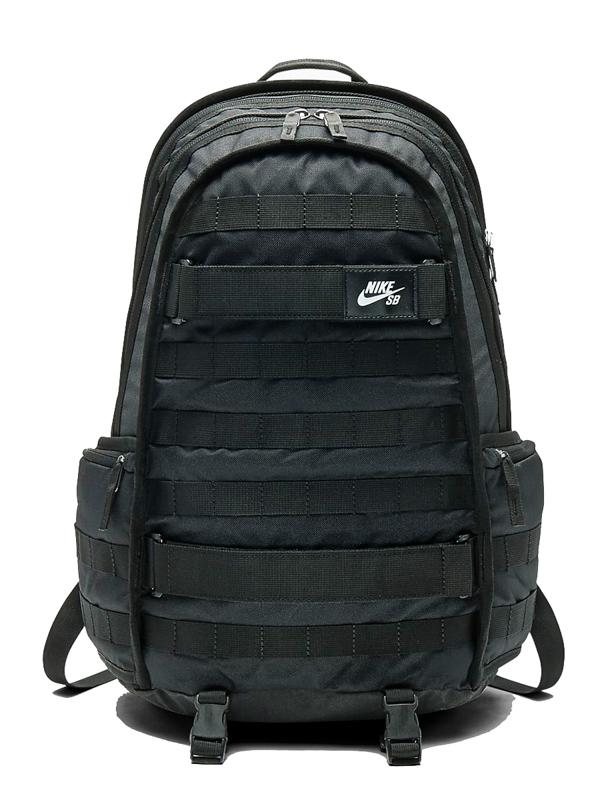 Nike Sb Batoh Rpm - Solid Black/black - 26l černá