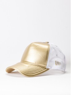 NEW ERA kšiltovka 940W METALLIC GOLD