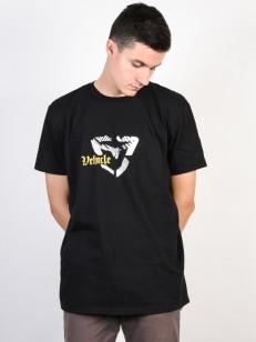 VEHICLE tričko DECAY BLACK