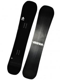 VIMANA snowboard CONTINENTAL R BLACK 147