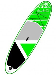 AAD paddleboard SEASTAR GREEN