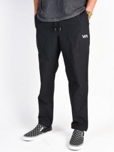 RVCA kalhoty VA TECH BLACK