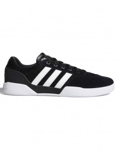 ADIDAS topánky CITY CUP BLACK/FTWWHT