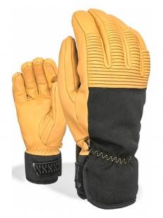 LEVEL rukavice WRANGLER PK BROWN
