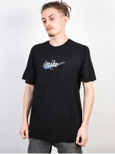 NIKE SB tričko FUTURA BLACK/THDRSTRM