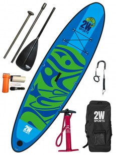 2W paddleboard SUP ALLROUND