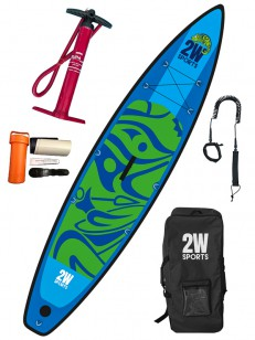 2W paddleboard SUP TOURING