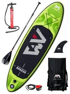 AQUA MARINA paddleboard BREEZE GRN