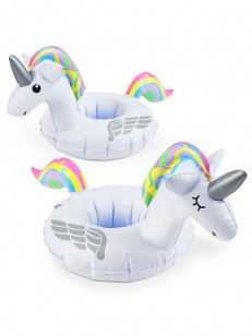 BIG MOUTH INC.  BEV BOAT UNICORN MAGICAL 2PK