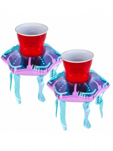 BIG MOUTH INC.  BEV BOAT JELLYFISH 2PK