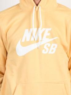NIKE SB mikina DUNKS GOLD/WHITE