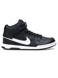 NIKE SB topánky MOGAN MID 2 JR(GS) BLACK/WHITE