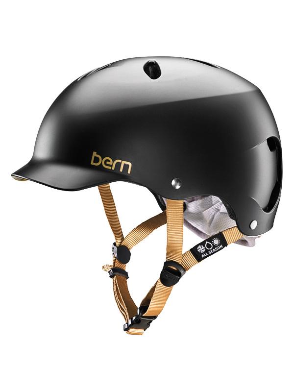 Bern Helma Lenox Satin Black - M/l