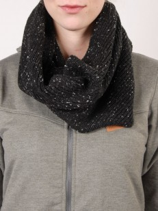 EZEKIEL šála HOWELL SNOOD BLK