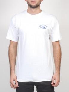 REAL tričko STACK FLOR WHT