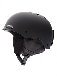 SMITH helma HOLT 2 Matte Black