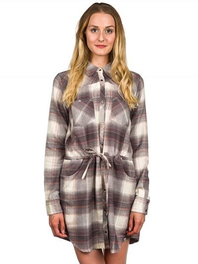ELEMENT šaty BOULEVARD GREY
