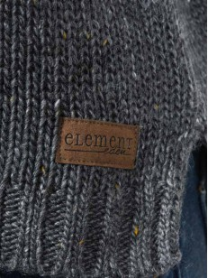 ELEMENT svetr EMPIRE CHARCOAL