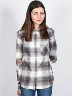 ELEMENT košile GUTTER GREY