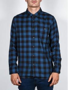 ELEMENT košile JEDWAY MIDNIGHT BLUE