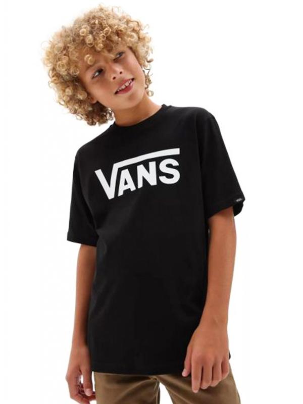 Vans Triko Classic Black/white - S