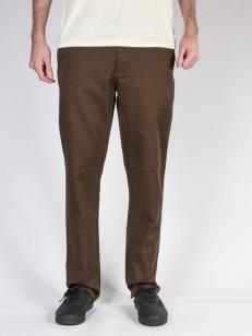 RVCA kalhoty DAYSHIFT CHOCOLATE
