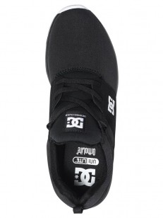 DC boty HEATHROW BLACK/WHITE