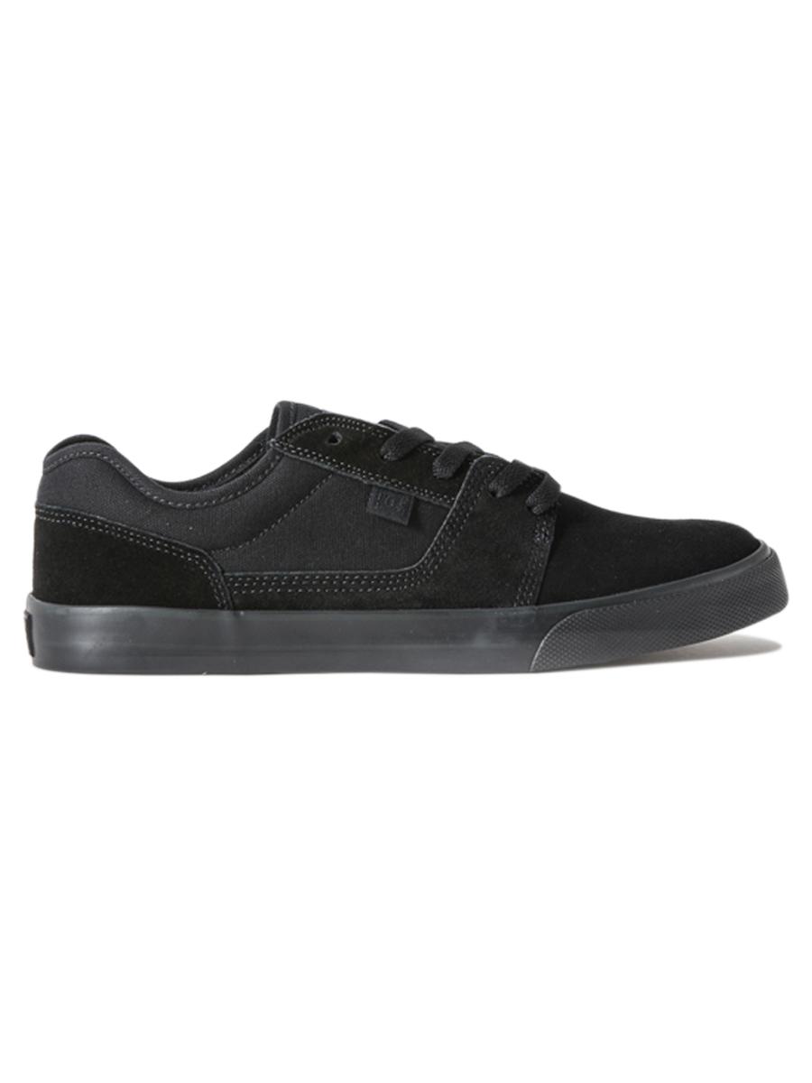 Dc Boty Tonik Black/black - 14us černá