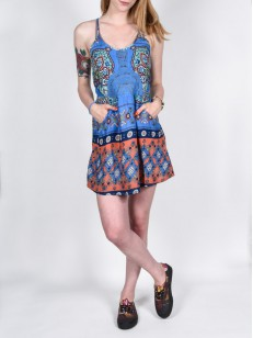 ROXY šaty DANCE BLA6