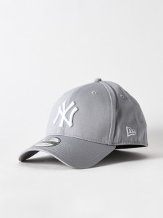 NEW ERA kšiltovka 3930 MLB-NEYYAN Grey/White