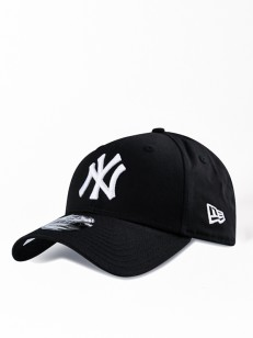 NEW ERA kšiltovka 940 MLB-NEYYAN BLACK/WHITE
