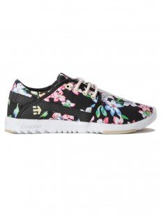 ETNIES boty SCOUT WS BLACK/FLORAL