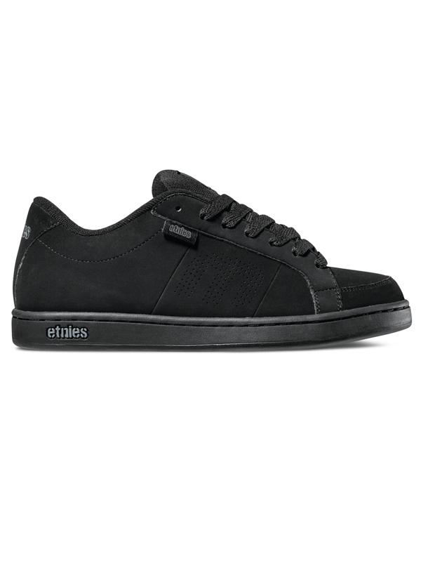 Etnies Boty Kingpin Black/black - 11us černá