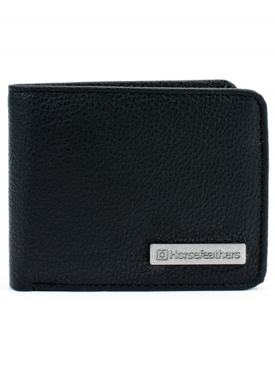HORSEFEATHERS peněženka BRAD black
