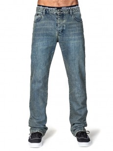 HORSEFEATHERS kalhoty TRAVIS blue