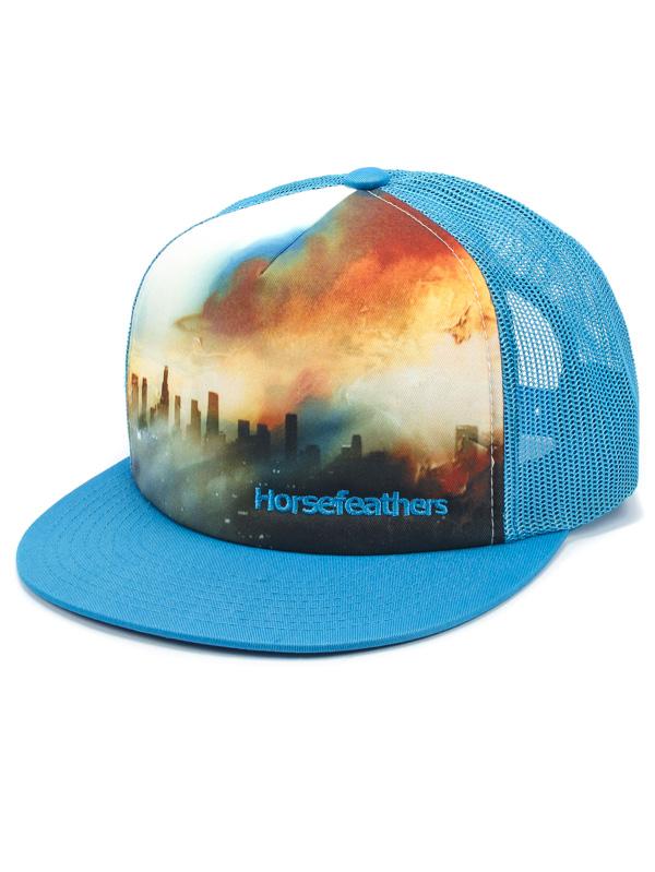 Horsefeathers Kšiltovka Hadley Blue
