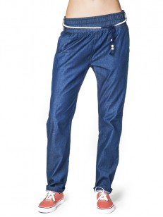 HORSEFEATHERS kalhoty SUPER SUMMER dark blue