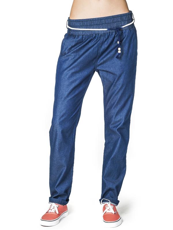 Horsefeathers Kalhoty Super Summer Dark Blue - 28 modrá