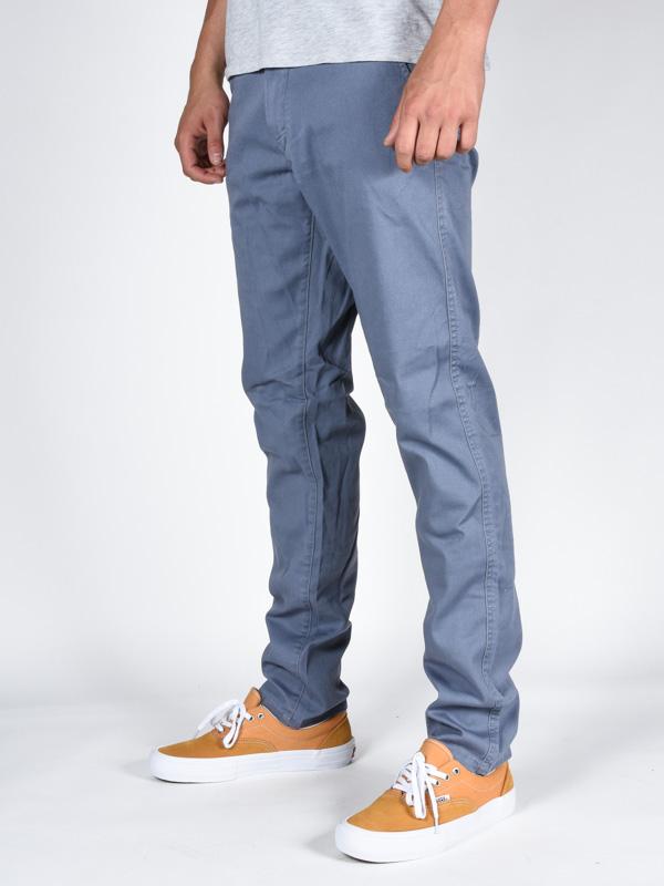 Rip Curl Kalhoty Ventura Straight Bleach Blue - 33 modrá