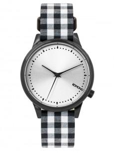 KOMONO hodinky ESTELLE VICHY BLACK