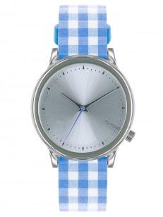 KOMONO hodinky ESTELLE VICHY BLUE